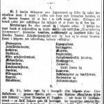 Annonse i avisa Socialdemokraten for 17. maitoget i 1888.