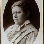 Anne Holsen. Eier: Nasjonalbiblioteket
