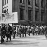 Demonstrasjon mot tukthuslovene Eier: Arbark