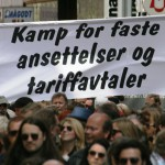 Kampen mot sosial dumping kan bare vinnes hvis vi vinner kampen mot EØS- avtalen. Foto: Gudmund Dalsbø